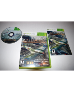 Air Conflicts Secret Wars Microsoft Xbox 360 Video Game Complete