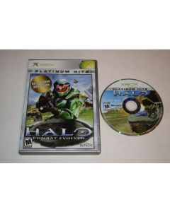 Halo Combat Evolved Microsoft Xbox Game Disc w/ Case