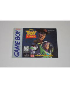 Disney's Toy Story Nintendo Game Boy Video Game Manual Only