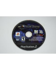 Power Drome Playstation 2 PS2 Video Game Disc Only