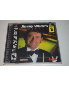 Jimmy White's 2 Cueball Playstation PS1 Video Game New Sealed