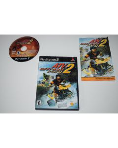 ATV Offroad Fury 2 Playstation 2 PS2 Video Game Complete