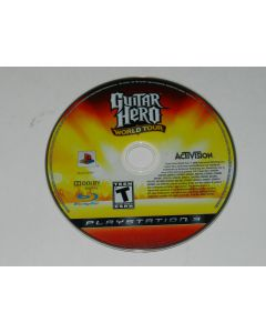 Guitar Hero World Tour Playstation 3 PS3 Video Game Disc Only