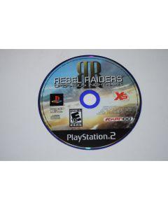 Rebel Raiders Operation Nighthawk Playstation 2 PS2 Video Game Disc Only