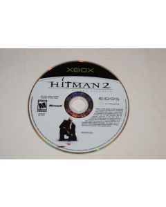 Hitman 2 Silent Assassin Microsoft Xbox Video Game Disc Only