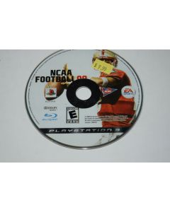 NCAA Football 09 Playstation 3 PS3 Video Game Disc Only