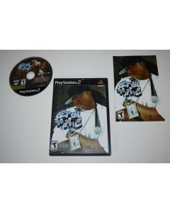 Get on Da Mic Playstation 2 PS2 Video Game Complete
