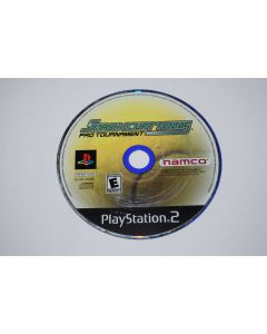 Smash Court Tennis Pro Tournament Playstation 2 PS2 Video Game Disc Only