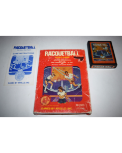 Racquetball Atari 2600 Video Game Complete in Box