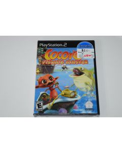 Cocoto Fishing Master Playstation 2 PS2 Video Game New Sealed