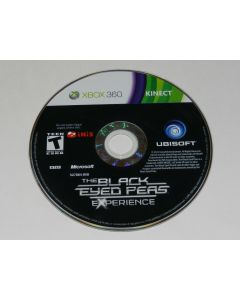 Black Eyed Peas Experience Microsoft Xbox 360 Video Game Disc Only