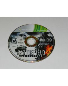 Battlefield Bad Company 2 Microsoft Xbox 360 Video Game Disc Only