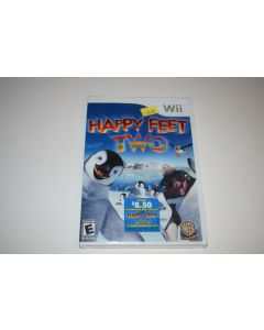 Happy Feet Two Nintendo Wii Video Game New Sealed