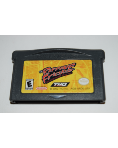 Ripping Friends World's Most Manly Men Nintendo Game Boy Advance Video Game Cart