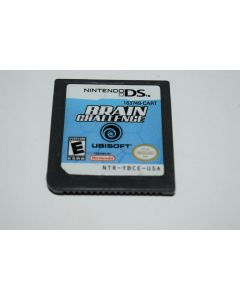 Brain Challenge Nintendo DS Video Game Cart Only