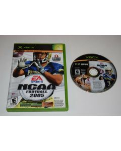 NCAA Football 2005 and Top Spin Combo Pack Microsoft Xbox Game Disc w/ Case
