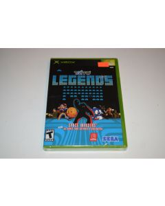 Taito Legends Microsoft Xbox Video Game New Sealed