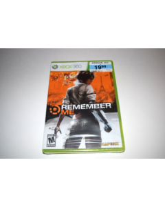 Remember Me Microsoft Xbox 360 Video Game New Sealed