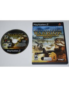 Full Spectrum Warrior Ten Hammers Playstation 2 PS2 Game Disc w/ Case