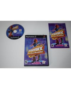 Dance Dance Revolution Max Playstation 2 PS2 Video Game Complete