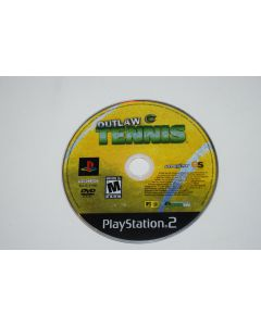 Outlaw Tennis Playstation 2 PS2 Video Game Disc Only