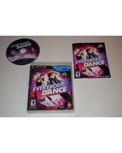 Everybody Dance Playstation 3 PS3 Video Game Complete