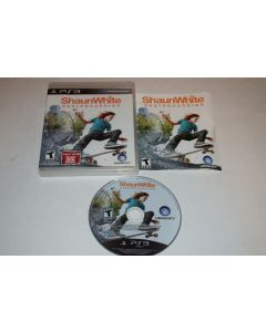 Shaun White Skateboarding Playstation 3 PS3 Video Game Complete