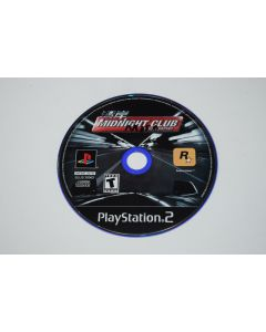 Midnight Club Street Racing Playstation 2 PS2 Video Game Disc Only