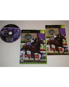 Breeders' Cup World Thoroughbred Championships Xbox Video Game Complete