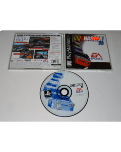 NASCAR 98 Playstation PS1 Video Game Complete