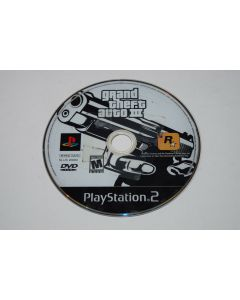 Grand Theft Auto III Playstation 2 PS2 Video Game Disc Only