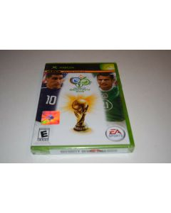 FIFA World Cup Germany 2006 Microsoft Xbox Video Game New Sealed