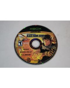 Delta Force Black Hawk Down Microsoft Xbox Video Game Disc Only