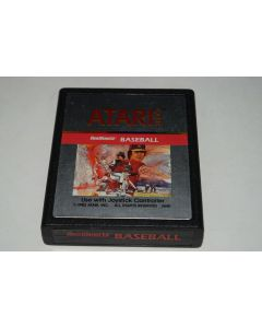 RealSports Baseball Atari 2600 Video Game Cart