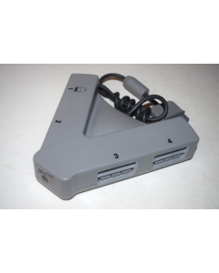 Multitap 4-Player by MadCatz for Playstation 1 PS1 Console Video Game System