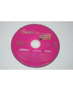 Barbie Horse Adventures Riding Camp Nintendo Wii Video Game Disc Only
