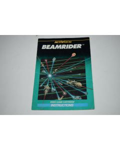 Beamrider Intellivision Video Game Manual Only