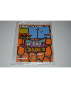 Bionic Commando Collectors Patch Set 2009 for Playstation 3 PS3 and Xbox 360