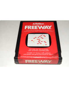Freeway Atari 2600 Video Game Cart