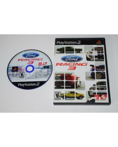 Ford Racing 3 Playstation 2 PS2 Game Disc w/ Case
