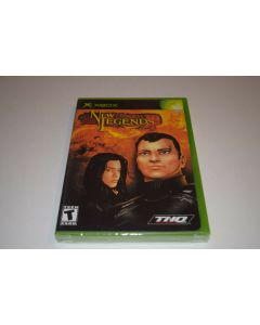 New Legends Microsoft Xbox Video Game New Sealed
