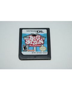 Big Brain Academy Nintendo DS Video Game Cart Only