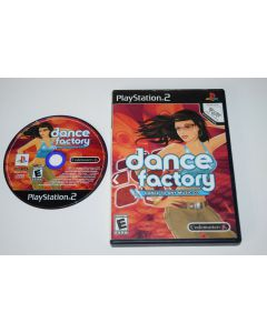 Dance FactoryPlaystation 2 PS2 Game Disc w/ Case