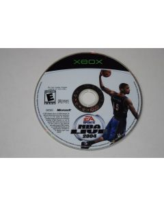 NBA Live 2004 Microsoft Xbox Video Game Disc Only