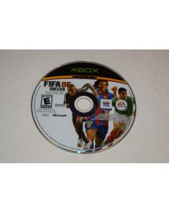 FIFA 06 Soccer Microsoft Xbox Video Game Disc Only