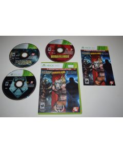 2K Essentials Collection Microsoft Xbox 360 Video Game Complete