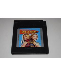 Mary-Kate and Ashley Get a Clue Nintendo Game Boy Color Video Game Cart