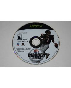 Madden NFL 2004 Microsoft Xbox Video Game Disc Only