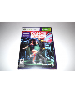 Dance Central Microsoft Xbox 360 Video Game New Sealed