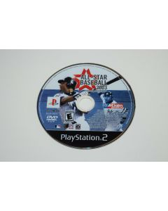 All-Star Baseball 2003 Playstation 2 PS2 Video Game Disc Only
